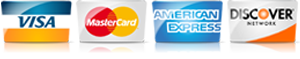 To pay for your AC repair service near Fort Lauderdale FL, we accept most major credit cards.