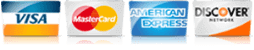 For AC in Fort Lauderdale FL, we accept most major credit cards.